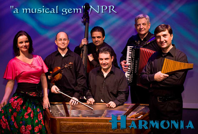 Harmonia Band, Folk and Gypsy Music from Eastern Europe