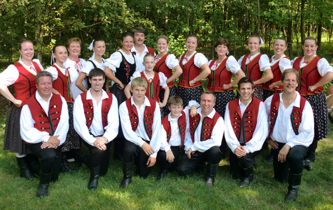 Living Traditions Folk Ensemble