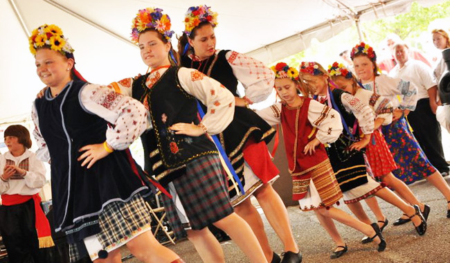 Youngstown Ukrainian Dancers